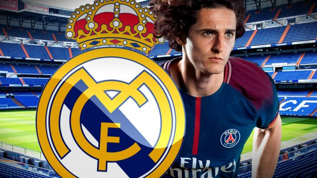Rabiot Real Madrid