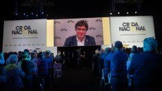 Carles Puigdemont y la Crida Nacional, el partido que montó desde Waterloo