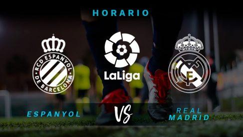 Espanyol – Real Madrid: jornada 21 de la Liga Santander.