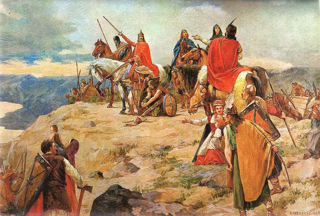 Invasión bárbara: ¿cómo fue y cuáles fueron sus causas?