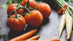 Frutas, vegetales, legumbres… son algunos de los alimentos que debes comer para verte más joven.