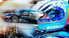 Fernando Alonso ha logrado su primer gran triunfo en Estados Unidos.