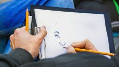 Pasos para dibujar una caricatura