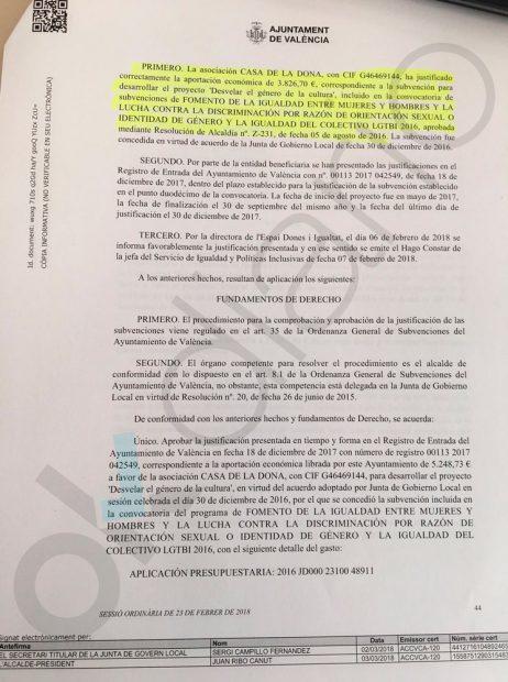 """La candidata de Sánchez en Valencia se declara """"feminazi"""" y seguidora de una activista de Bildu"""