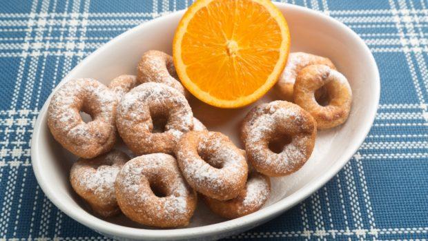 Las 5 mejores recetas de rosquillas caseras de la abuela