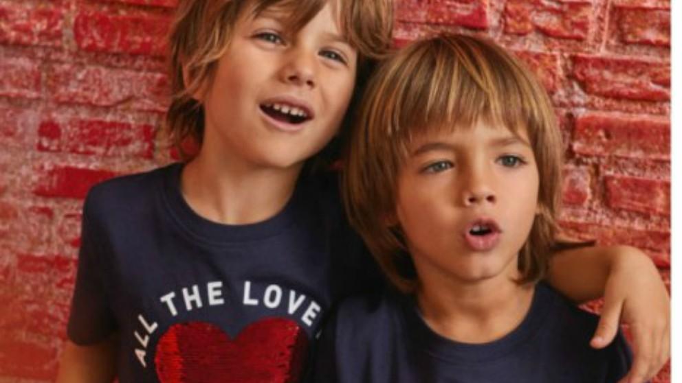 ¡Viva el amor!, la nueva colección de H&M para niño