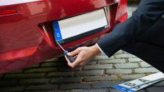 Todos los pasos para cambiar la matricula del coche de manera fácil