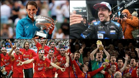 La victoria de Alonso en Daytona prolonga la época dorada del deporte español.
