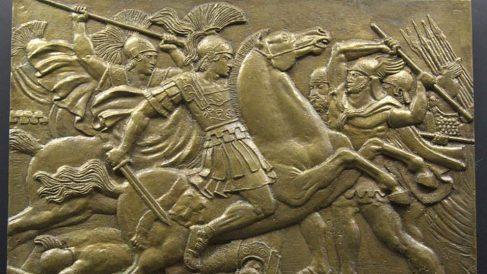 Descubre cuál fue la causa real de la muerte de Alejandro Magno