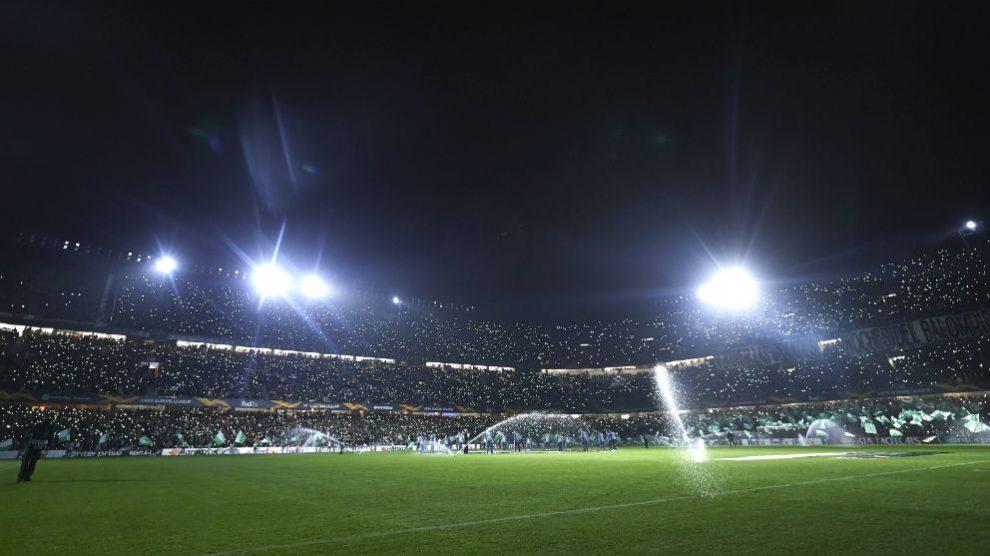 El estadio Benito Villamarín albergará la final de la Copa del Rey 2019.