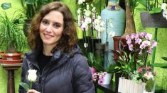 Isabel Díaz Ayuso, candidata popular. (Foto. PP)