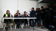 El delegado del Gobierno en Andalucía en una rueda de prensa sobre el rescate de Julen. Foto: Europa Press