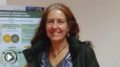 La concejal y cabeza de lista de Galapagar en Común-IU, Celia Martell. (Foto. Facebook)