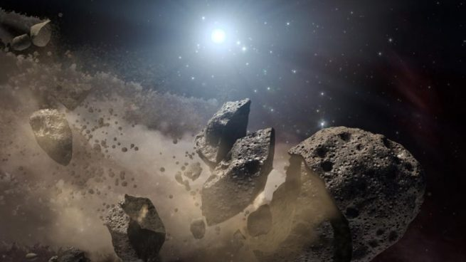 desviar un asteroide