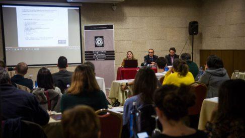 Éxito de la conferencia impartida por A.M.A. sobre responsabilidad civil profesional a los dentistas de Pontevedra y Orense (Foto: A.M.A.)
