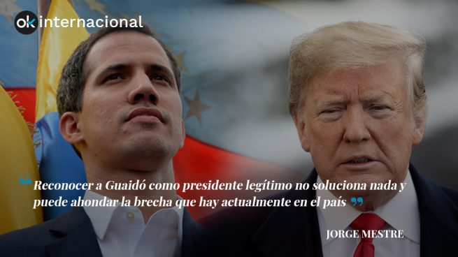 Intervencionismo geopolítico en Venezuela