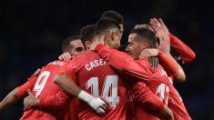El Real Madrid saca pecho tras el buen moemnto por el que atraviesan (Getty).