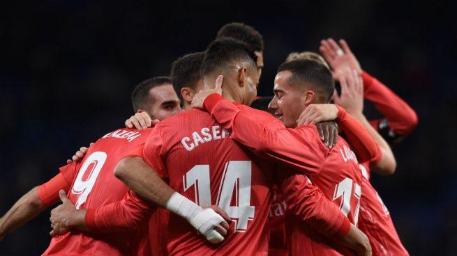 """El vestuario del Madrid lo tiene claro: """"Si seguimos así ganaremos títulos"""""""