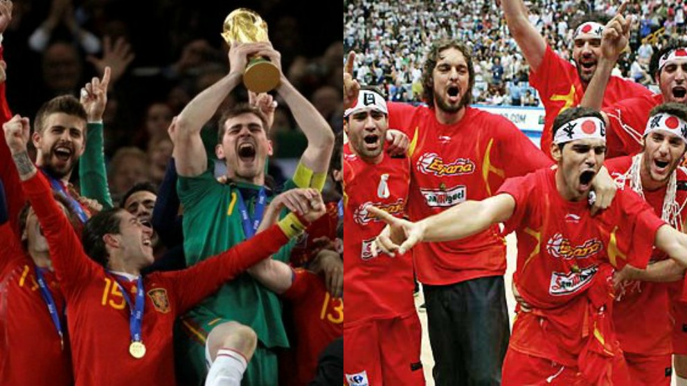 La edad de oro del deporte español no tiene fin