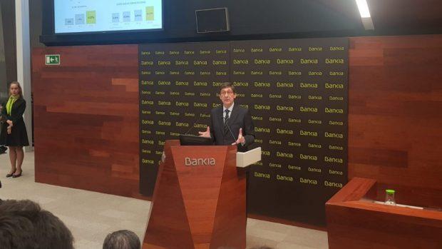 """Goirigolzarri (Bankia) se desmarca del 'caso FG': """"No participé en nada de lo que se está contando"""""""