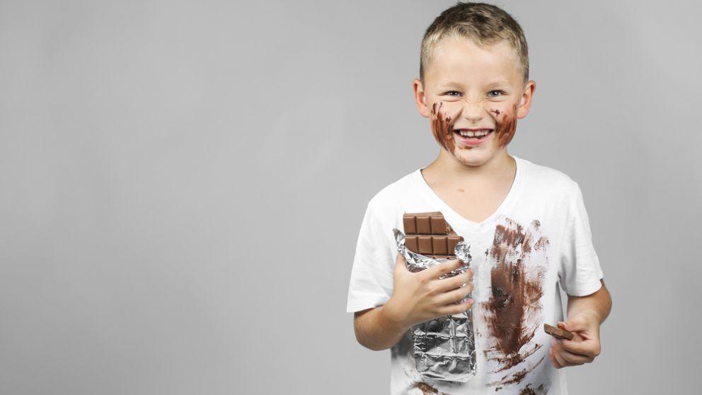 Pasos y remedios para quitar las manchas de chocolate