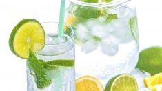 Trucos para hacer agua saborizada con distintas frutas y verduras