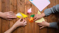 Aprende cómo hacer papiroflexia para niños