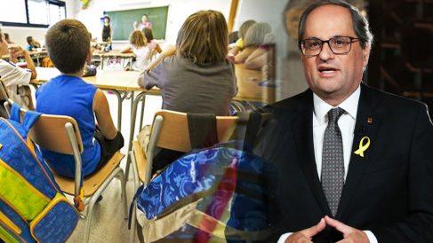 Quim Torra, presidente de la Generalitat