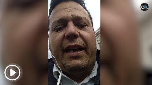 Jesús Fernández, vicepresidente Federación Profesional del Taxide Madrid