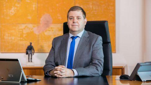 Juan Manuel Serrano, exjefe de gabinete de Pedro Sánchez y actual presidente de Correos