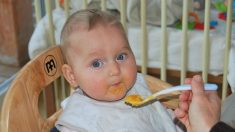 La Asociación Española de Pediatría da recomendaciones sobre la alimentación complementaria