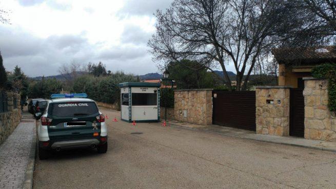Cinco guardias civiles se niegan a seguir en el dispositivo de seguridad del casoplón de Iglesias