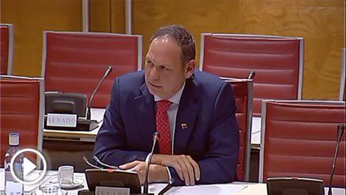 El presidente del Tribunal Supremo de Venezuela, Miguel Ángel Martín Tortabú.