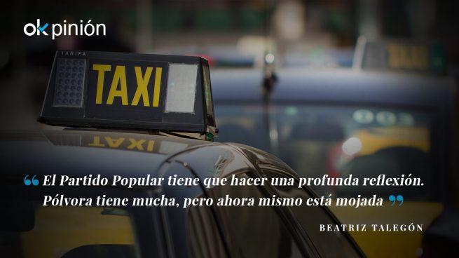 La importancia de defender a los taxistas