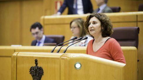 Pilar Garrido. Foto: Europa Press