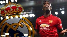 Pogba rechaza un ofertón del United para renovar porque quiere irse al Real Madrid.