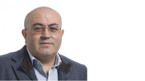 Juan José Bonilla. Foto: Europa Press