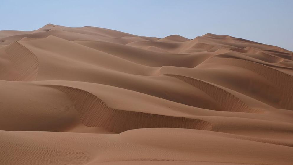 Conoce la diferencia entre la arena del desierto y la arena de la playa