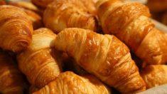 Rico, esponjoso, de diversos sabores… no negamos que el croissant está buenísimo.