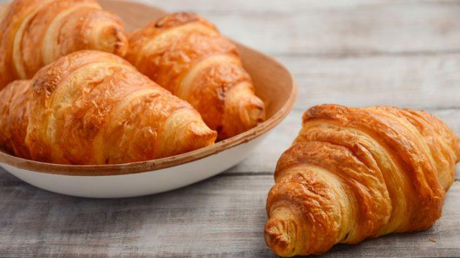 Receta de Croissant de mantequilla