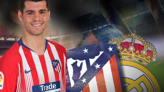 El despiste del Real Madrid que ayudó a Morata a fichar por el Atlético