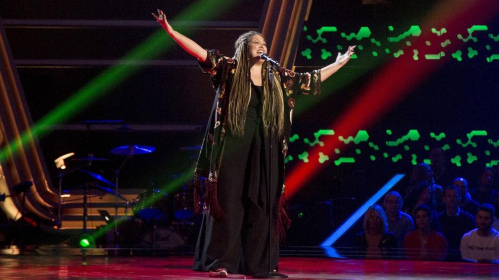 Adriana Rosa estará en el equipo de Antonio Orozco de 'La Voz'