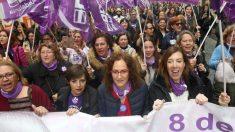 Manifestacion 8 de marzo