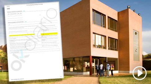 La Universidad Camilo José Cela debe abrir un expediente interno tras lo revelado por la wiki SánchezPlag.