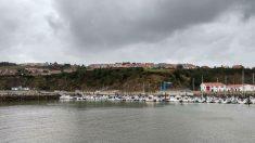 Temporal en el mar cantábrico. Foto: Europa Press
