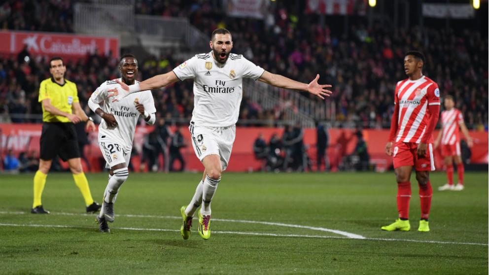 Copa del Rey: Girona – Real Madrid | Partido de fútbol hoy, en directo.