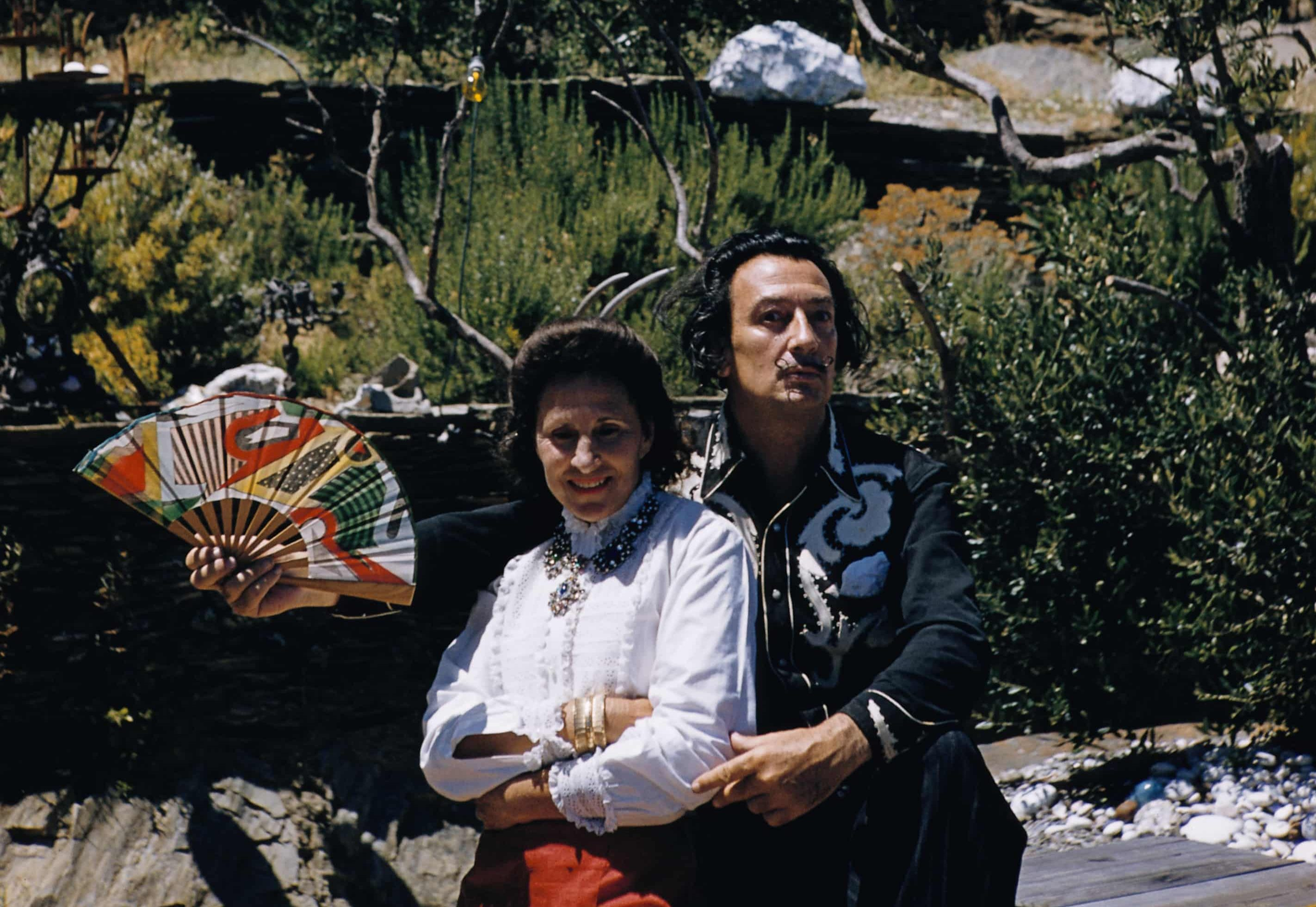 Cómo la Revolución de Octubre convirtió a Gala en la mejor estratega para Salvador Dalí