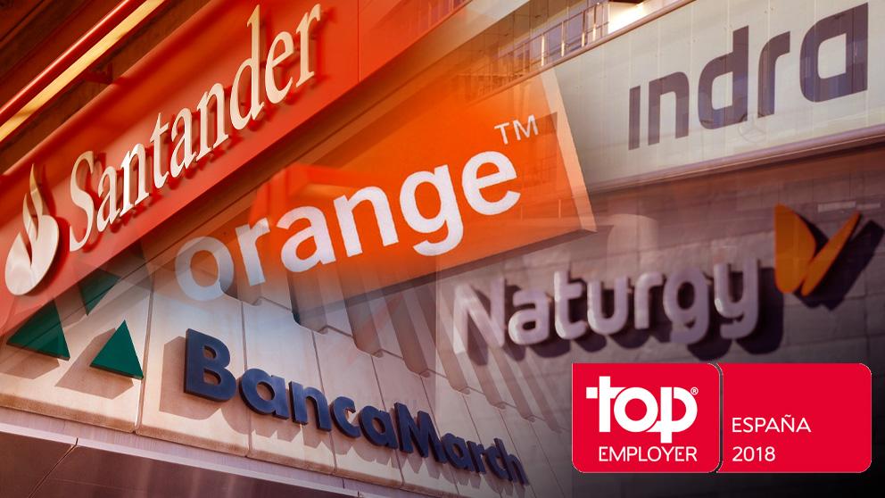 'Top Employers España'