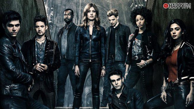 Netflix España febrero 2019 - 'Shadowhunters'