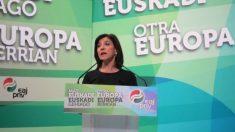 La eurodiputada del PNV y vicepresidenta del grupo ALDE, Izaskun Bilbao Barandika. Foto: Europa Press